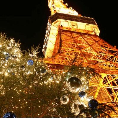 《男女30代メイン♡》東京タワー de ウィンターイルミネーション