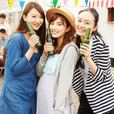 【新宿南口6階】【ただ今20代女性9割お申し込み♡】20代女性とお酒が飲める♪
