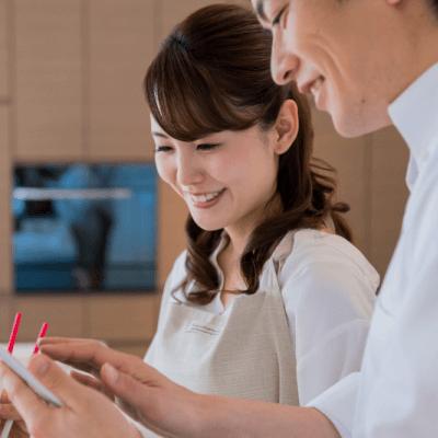 4/9(木)19:15〜有楽町で開催の婚活パーティー。1対1で全員と話せる/専用iPadで便利/個室8対8