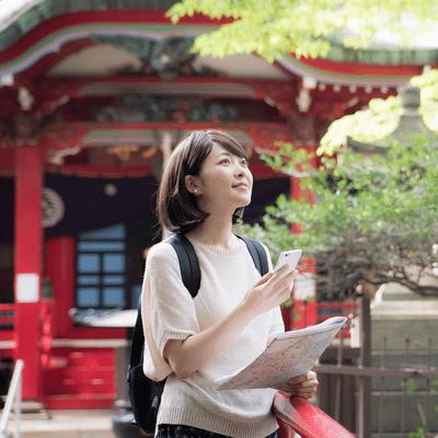 都内貸切バスツアー💕恋愛パワースポット巡り♪神田明神で特別ランチ、東京大神宮も